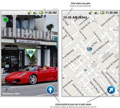 3dcoche - Android App