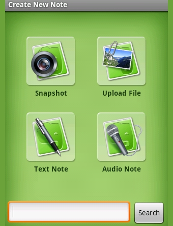Evernote - Android App