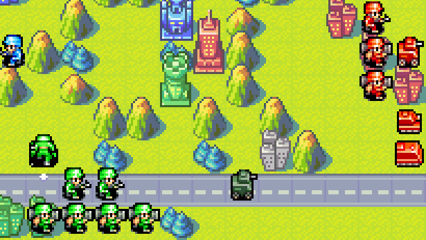 Any games like Advance Wars. Turn-based strategy. Not semi ...